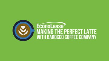 How to Make the Perfect Latte With Barocco Coffee Company