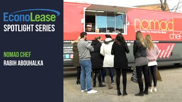Nomad Chef Food Truck | Econolease Spotlight Series