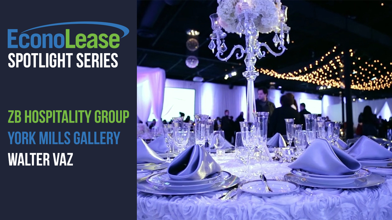 ZB Hospitality Group | Econolease Spotlight Series