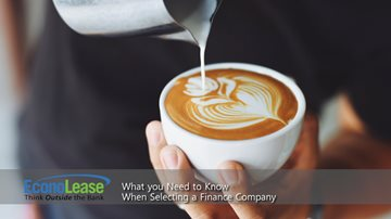 What you Need to Know When Selecting a Finance Company whatyouneedtoknowwhenselectingafinancecompany